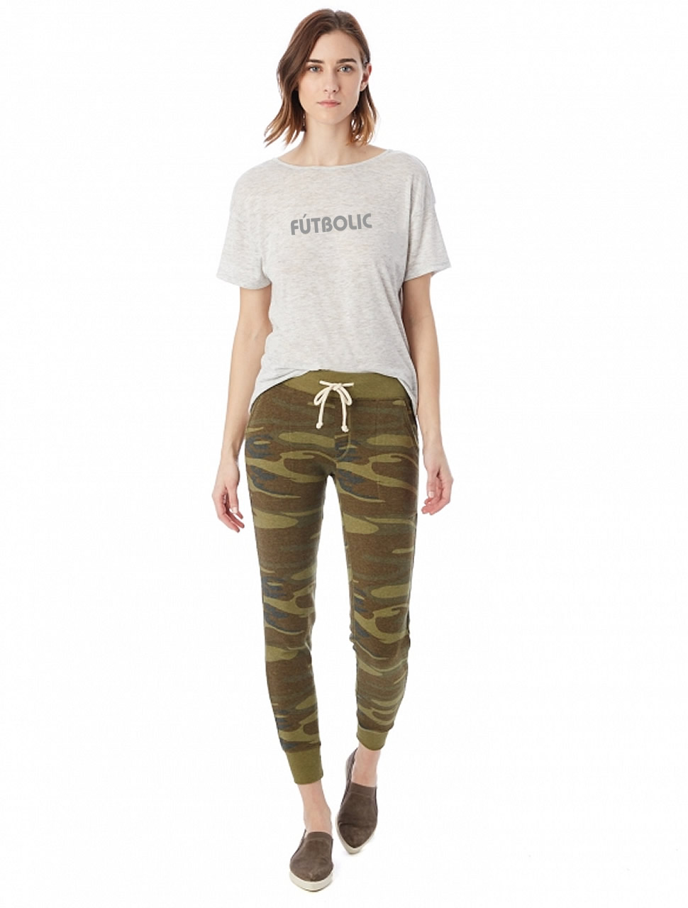 Eco-Fleece Jogger Pants Eco Camo2