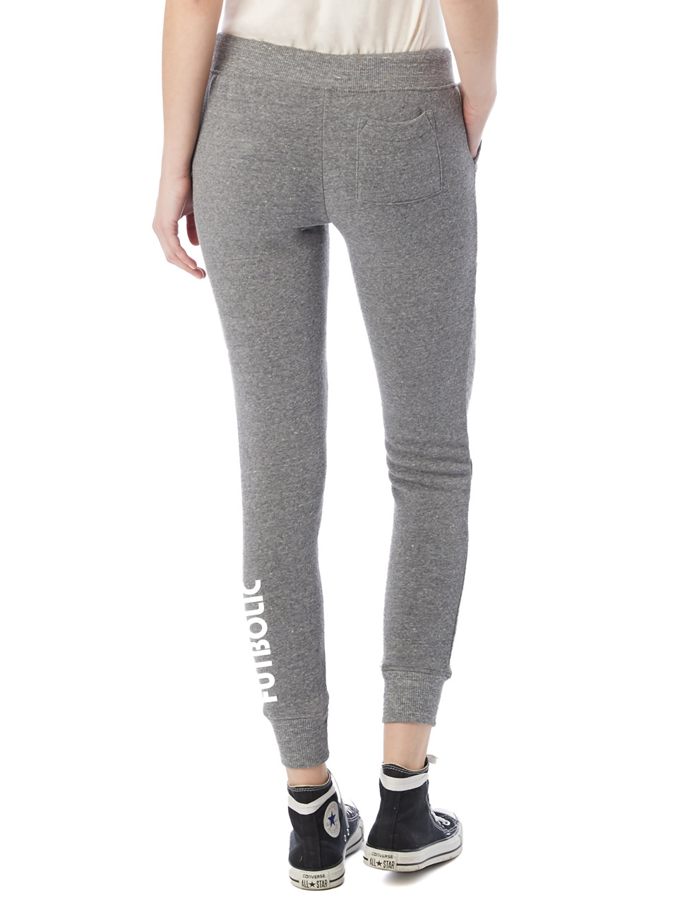 Eco-Fleece Jogger Pants Eco Grey