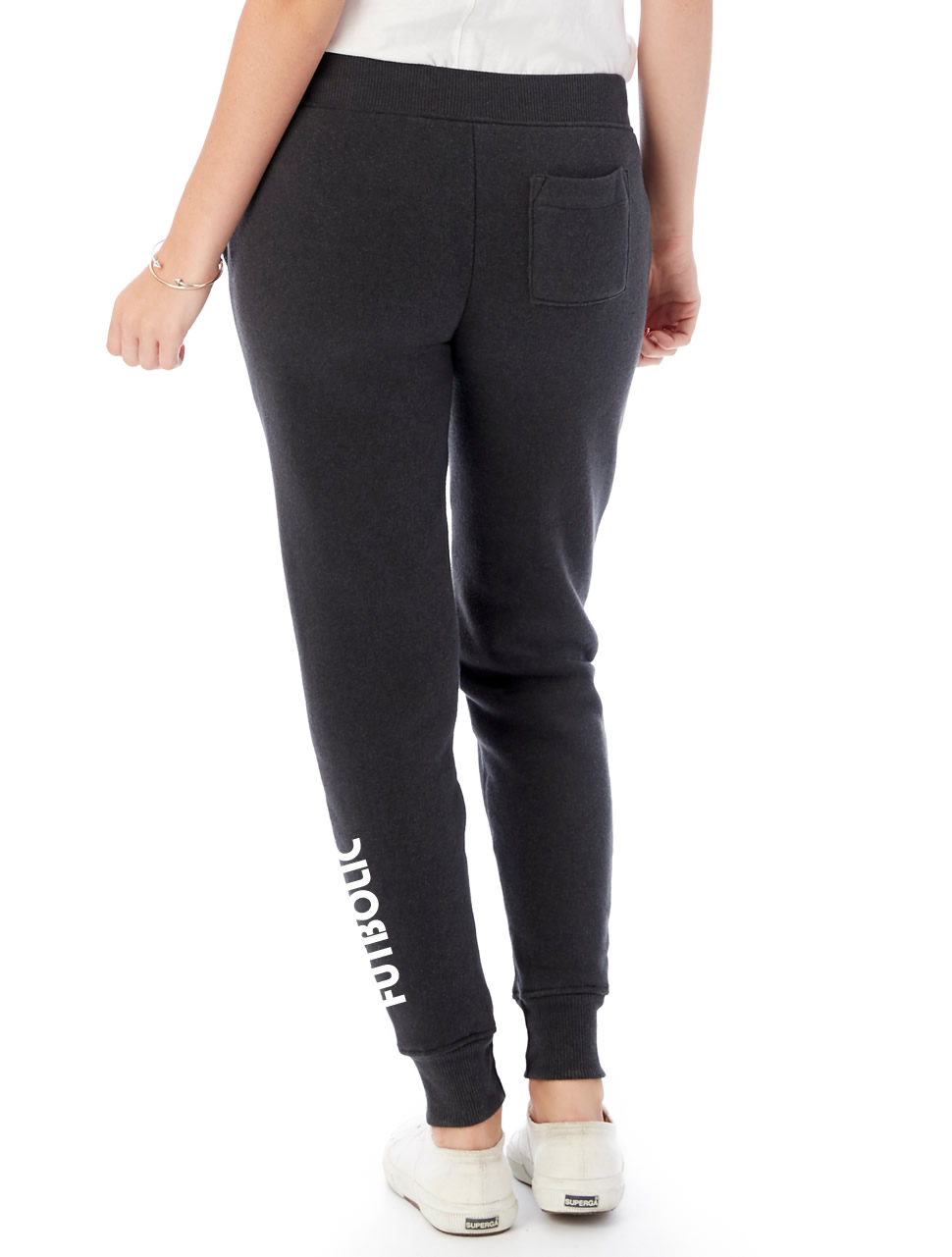 Eco-Fleece Jogger Pants Eco True Black