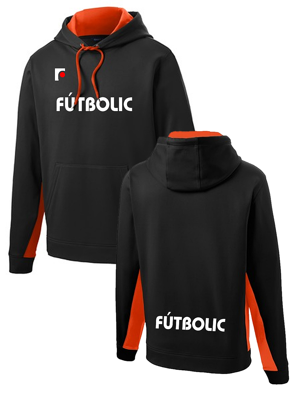 Training Hoodie front